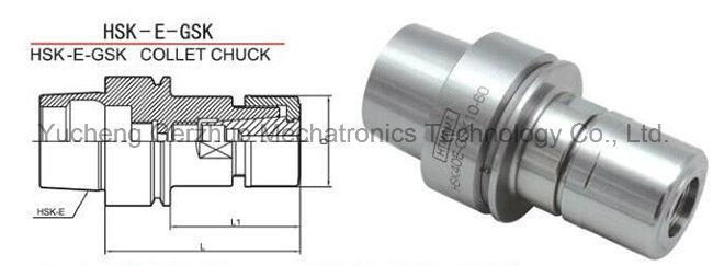 Hsk40e Hsk50e Hsk63e GSK High Speed Precision Tool Holders