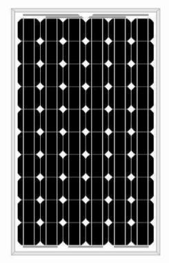 Powerful 215-260W Mono Solar Panel