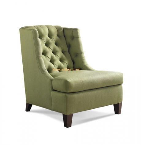 (CL-2230) Antique Hotel Restaurant Room Furniture Wooden Leisure Arm Chair