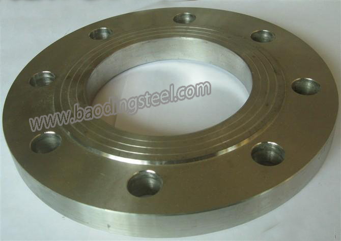 China large diameter forged steel flanges flange