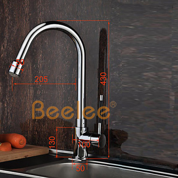 china color changing led single handle kitchen sink faucet tracier gooseneck single hole kitchen faucet with pull out