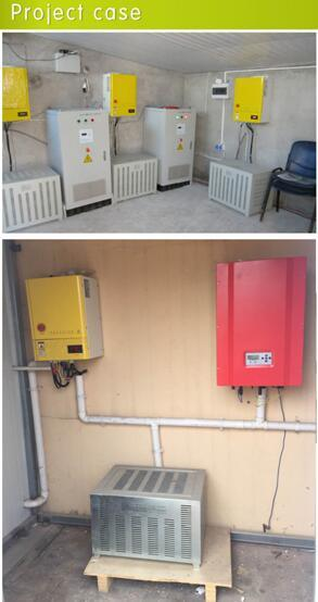 Technical Parameters of The on Grid Wind Turbine (wind solar hybrid) Controller 5kw-10kw