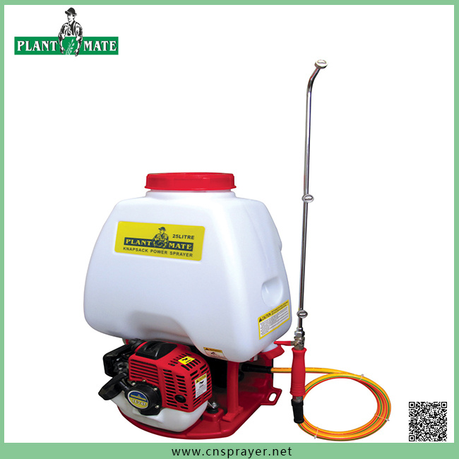 China 25l Agricultural Knapsack Power Sprayer With Pump