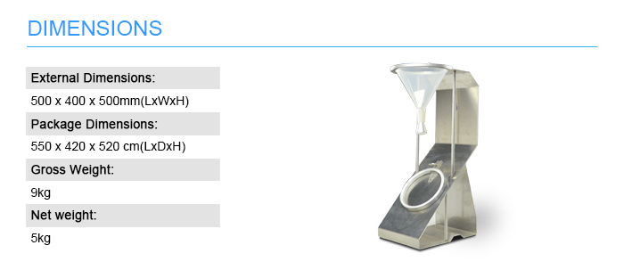 Aatcc 22 ISO 4920 Spray Rating Tester Comply (GT-C31)