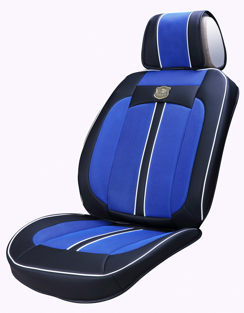 China Car Seat Cover 3D Viscose Fabric Ice Silk