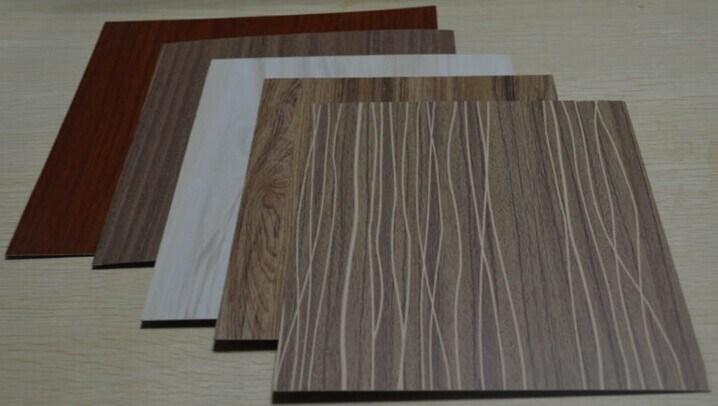panneau en bois compact approuv de mur de grain de la ce. Black Bedroom Furniture Sets. Home Design Ideas