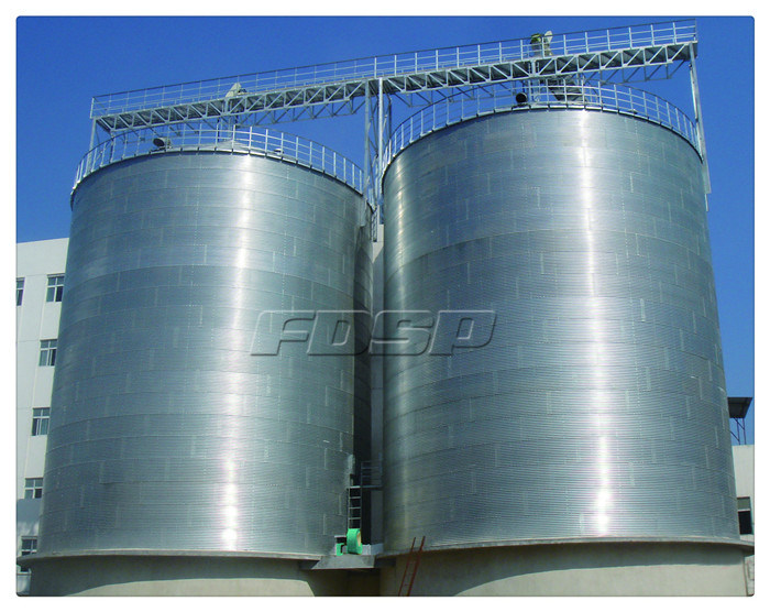 china 3000t grain silos for piglet feeding plant china silos for piglet small steel silo. Black Bedroom Furniture Sets. Home Design Ideas