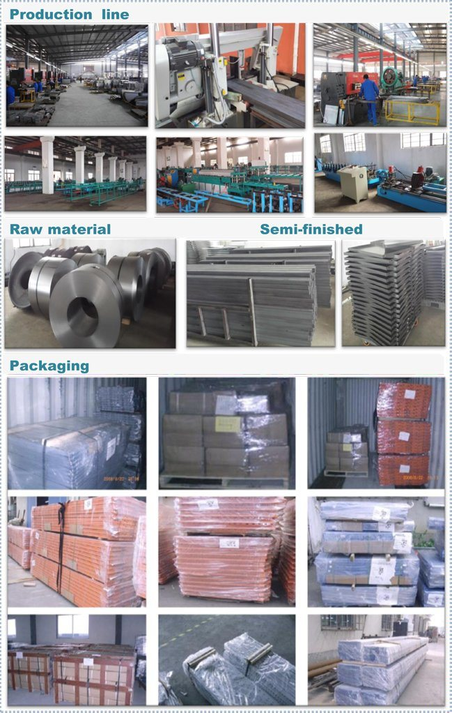 Steel Pallet High Quality Racking Pallet Rack for Warehouse