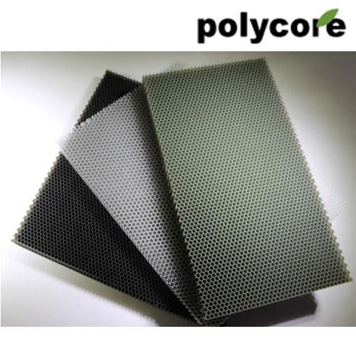 Polyurethane Honeycomb Panels : Policarbonato honeycomb