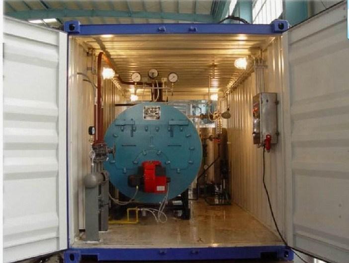 блок контейнер газовая котельная