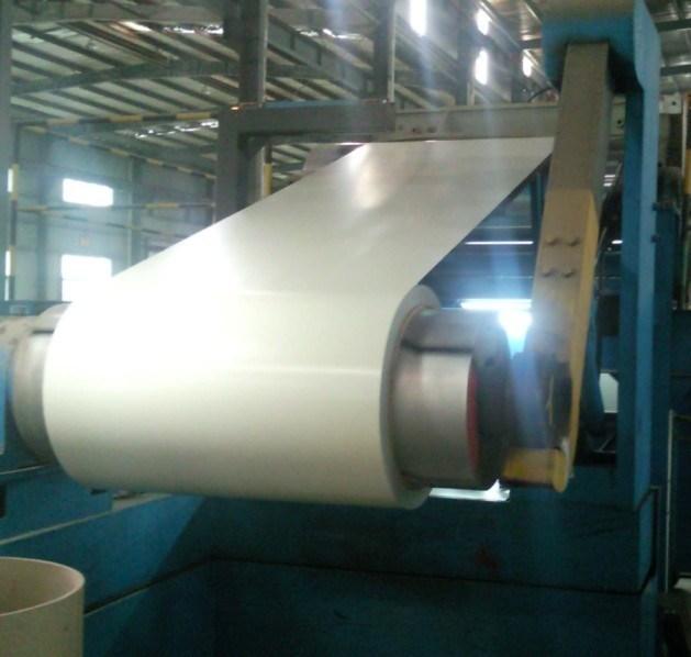 Prepainted Galvanized Steel Coil PPGI