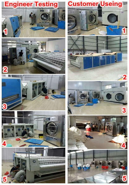 Machine laver type 30kg semi automatique 400kg for Machine a laver semi professionnelle