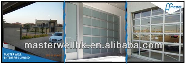 Isolation porte de garage sectionnelle transparente for Porte de garage isolation thermique