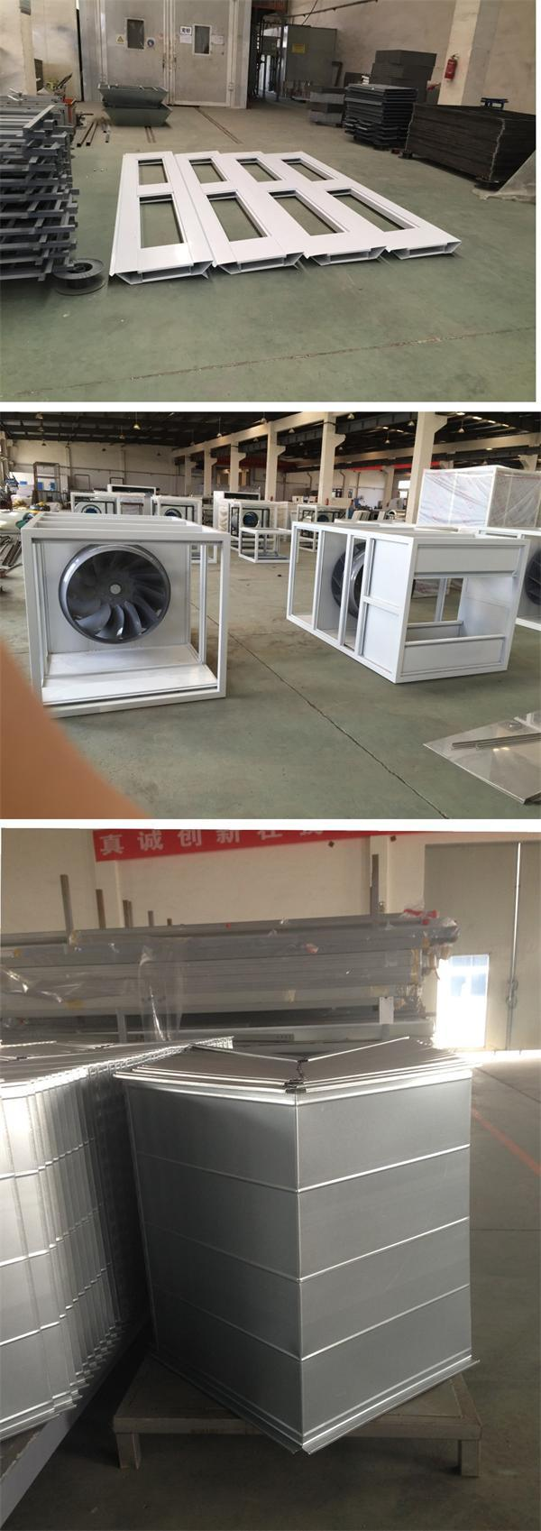 China Ce Proved Car Spray Booth Paint Booth Baking