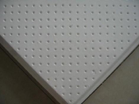 De vuurvaste raad de gipsplaat van het gips van het for Moisture resistant insulation