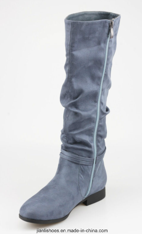 The Winter Warm Sexy Boots Women Shoes Knee-High Boots (BT766)