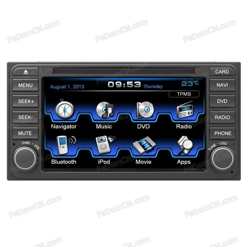 Radio Samochodowe Do Toyota Old Android