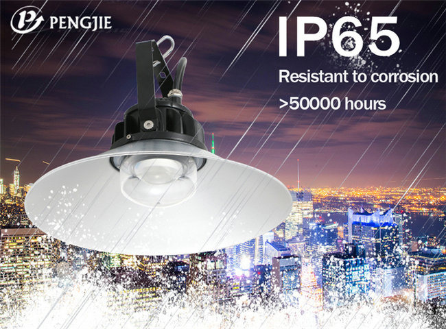 Waterproof Energy Saving COB 80W LED High Bay Light