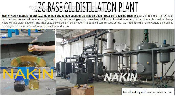 Coche Usado M Quina De Destilaci N De Aceite De Motor