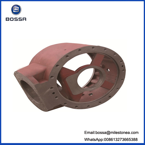 Castinghub Truck Parts : China casting qt iron gear geducer gase case