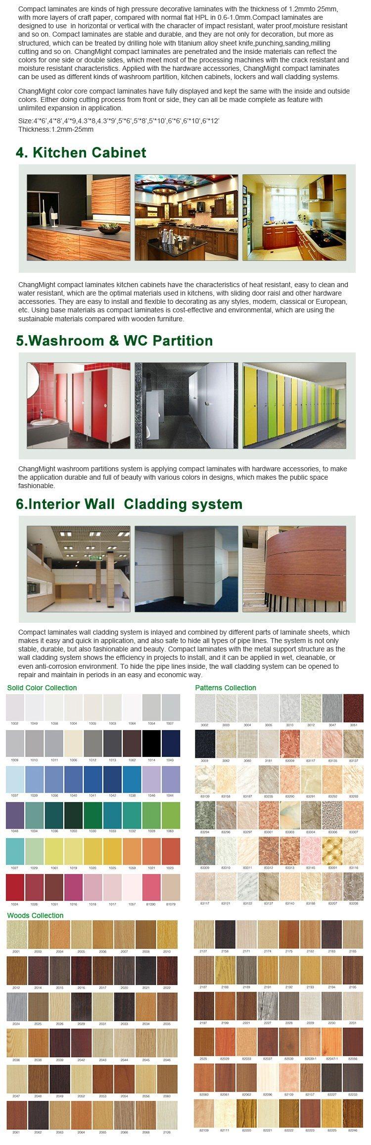 China formica wall panels high pressure laminate china for High pressure laminate kitchen cabinets