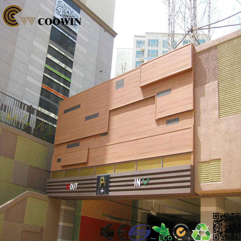 China House Decoration Exterior Wall Finishing Material Wpc China Wpc Wall Material Exterior