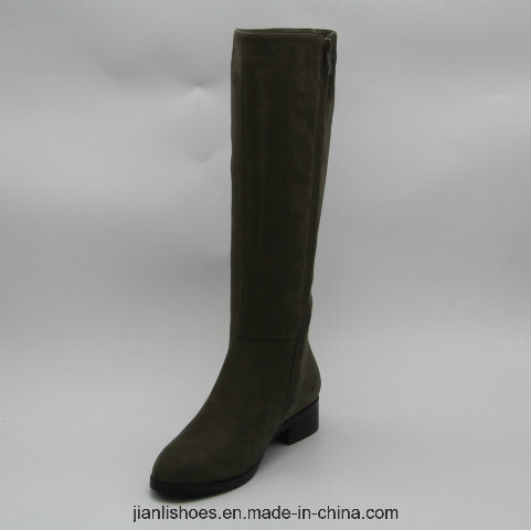 European Style Sexy Rivet Knee-High Boots for Fashion Lady (BT706)