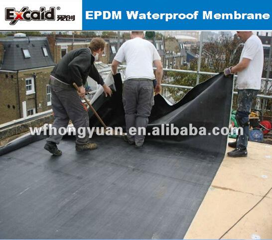 China Membrane Pond Liner Pool Liner Building Materials