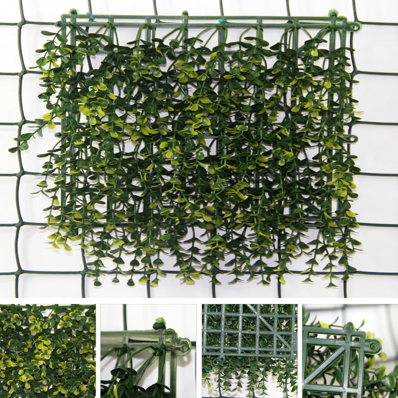 how to build a wood hedge