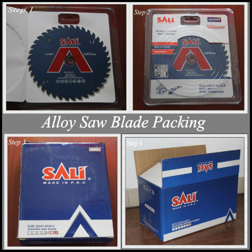 105mm Alloy Circular Saw Blade for Wood and Plastic