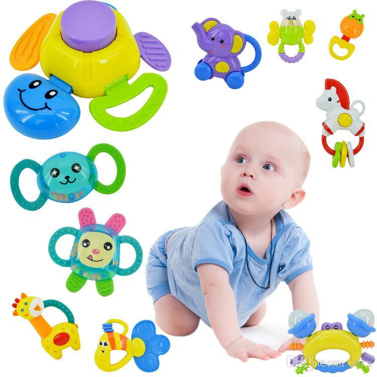 Children Toy Intelligent Baby Construction Blocks Toys