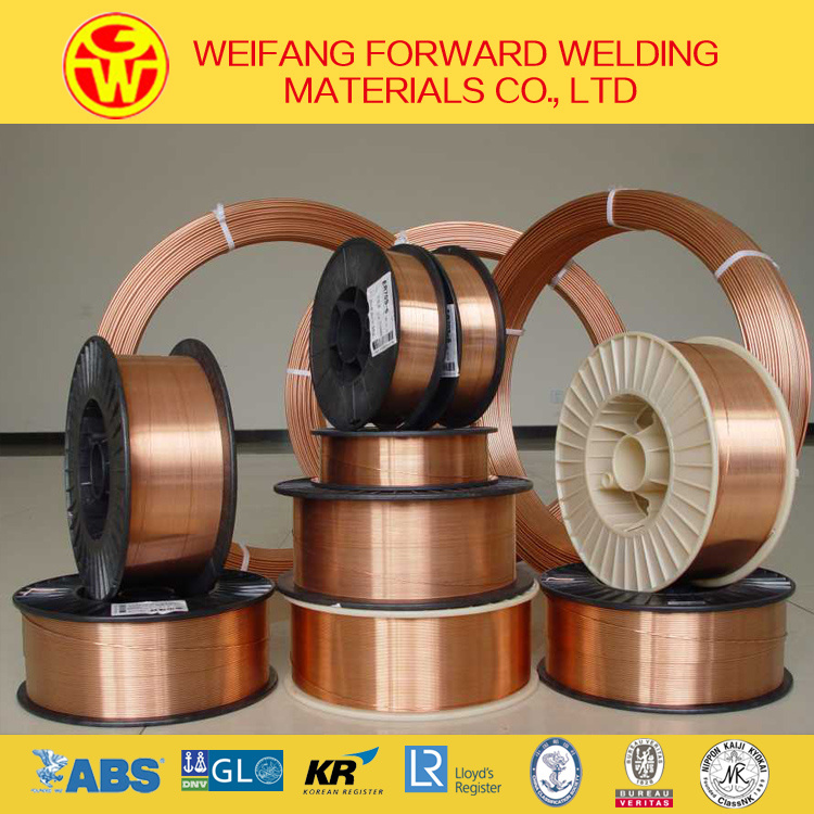 Er70s-6 High Quality Welding Wire