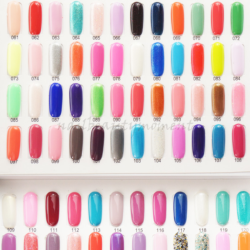 Погрузите Nail Art UV Gel Polish (UG21, UG22, UG23)