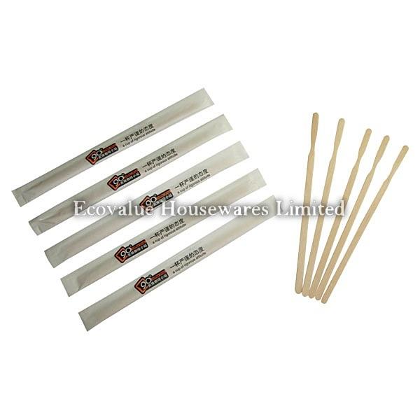 Birch Wood Coffee Stir Sticks