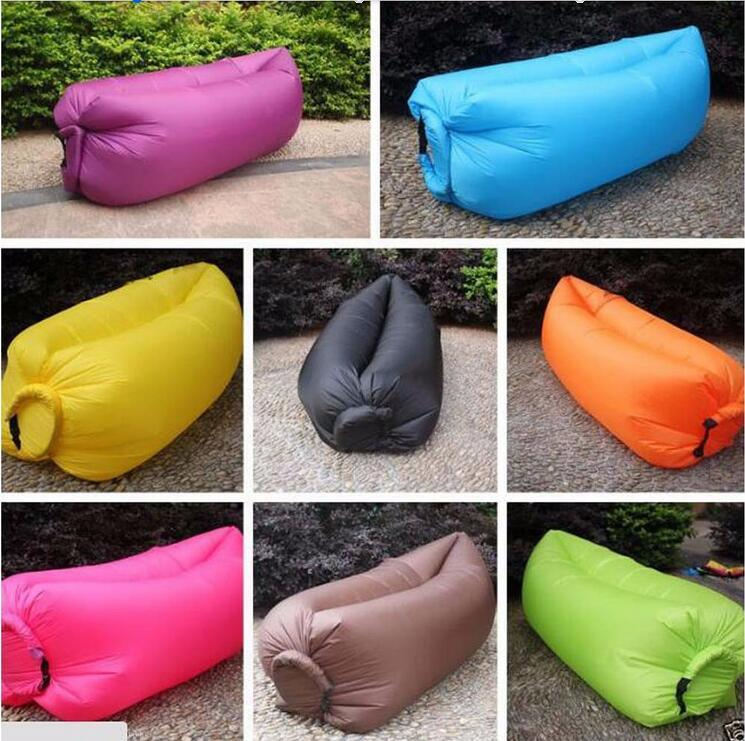 New Design 3 Season Type and Air Filling Inflatable Sleeping Bag with High Quality