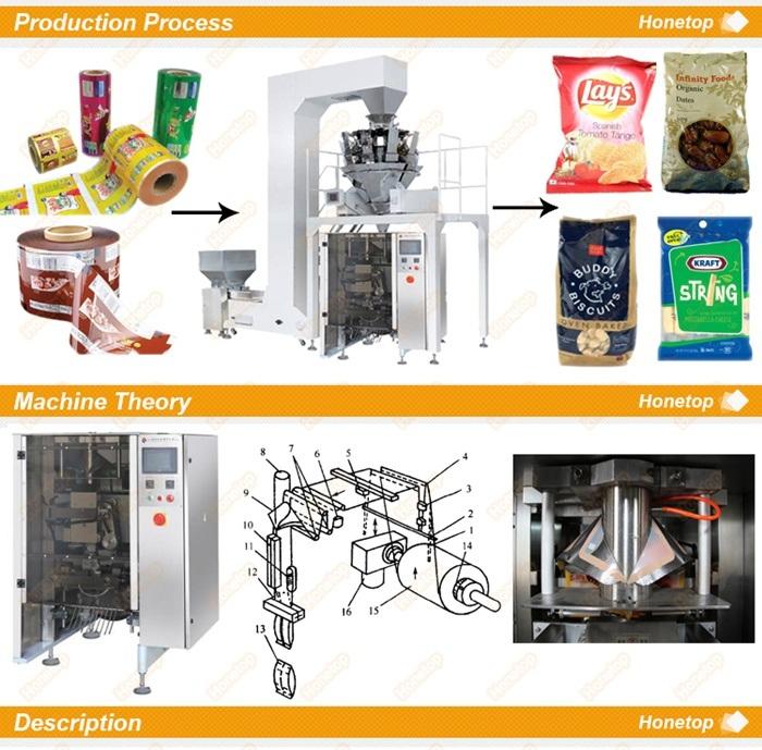 Full Automatic Chocolate Packing Machine