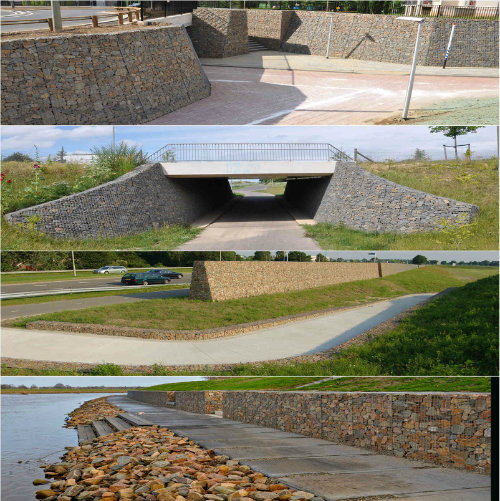 Zhuoda Fatory Directly Sale Welded Gabion