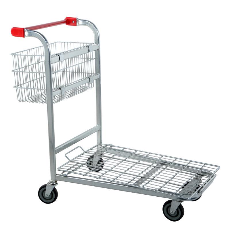 Entrep t supermarket goods transportation flat cart for Entrepot pour meuble montreal