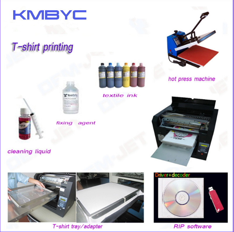 China 6 color economical t shirt printing machine china for Computerized t shirt printing machine