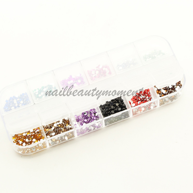 3D Nail Art Rhinestone Nail Accessories DIY Nail Jewellry (D30)
