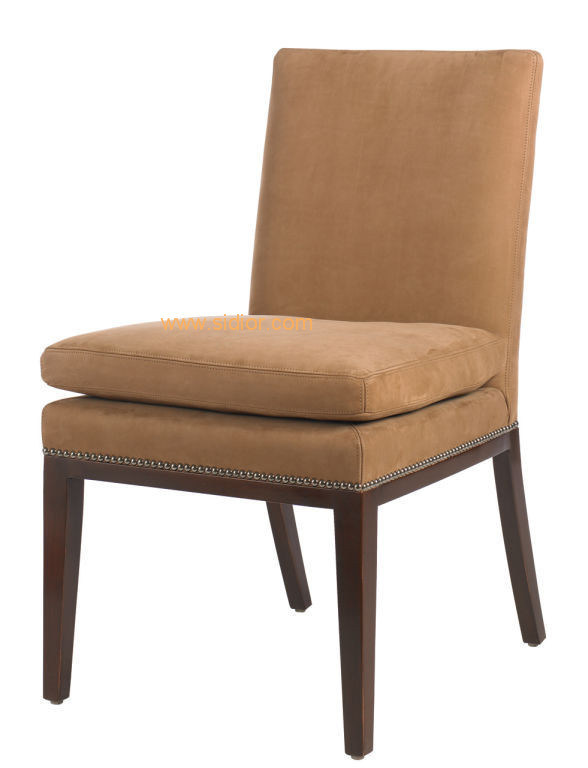 (CL-1117) Classic Hotel Restaurant Dining Furniture Wooden Dining Chair