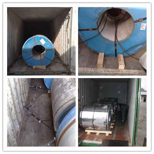 Galvanized Steel Coil - Zinc Coated Steel
