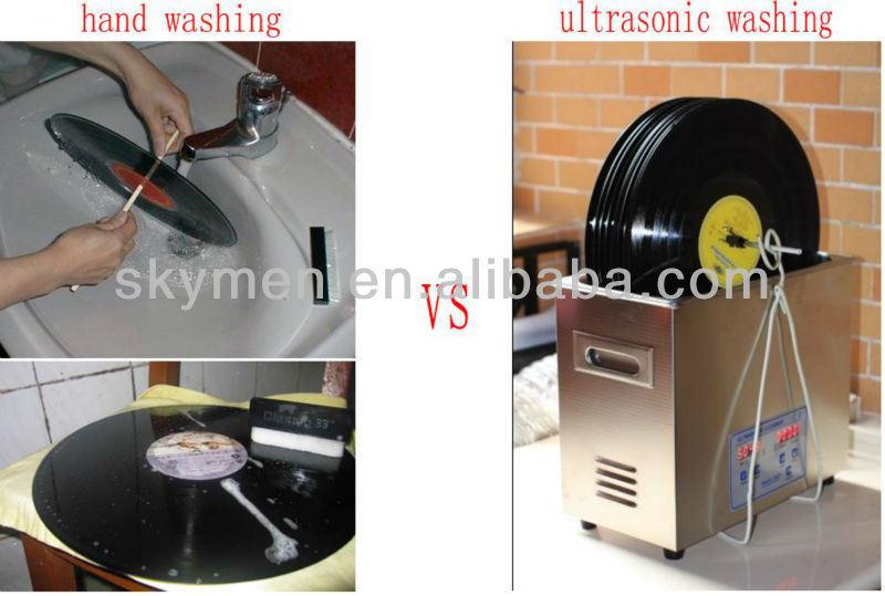 vinyl record machine