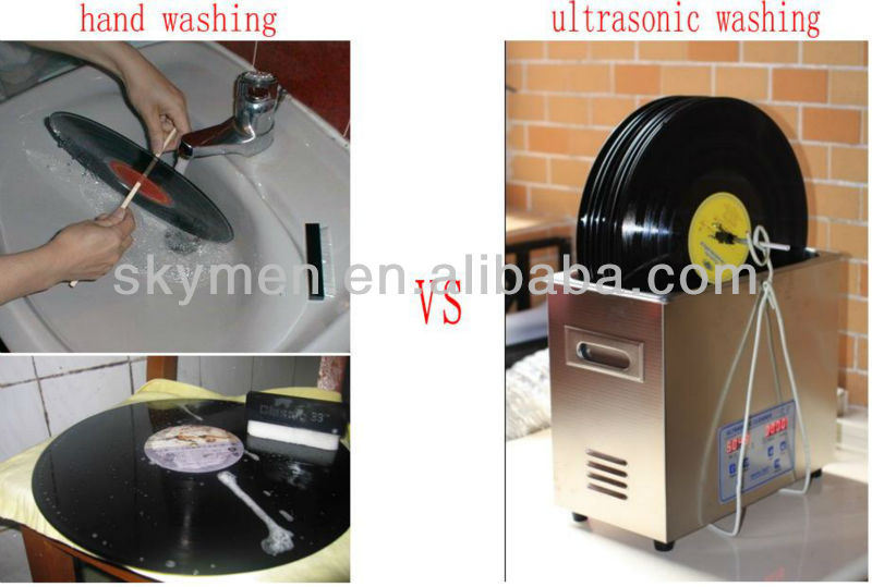 vinyl lp cleaning machine