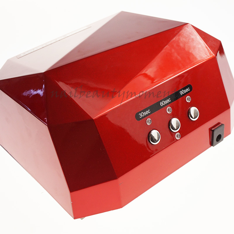 36W CCFL LED Nail Art Lamp for UV Gel (L003)