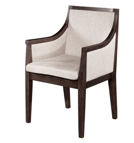 (CL-1128) Classic Hotel Restaurant Dining Furniture Wooden Dining Chair