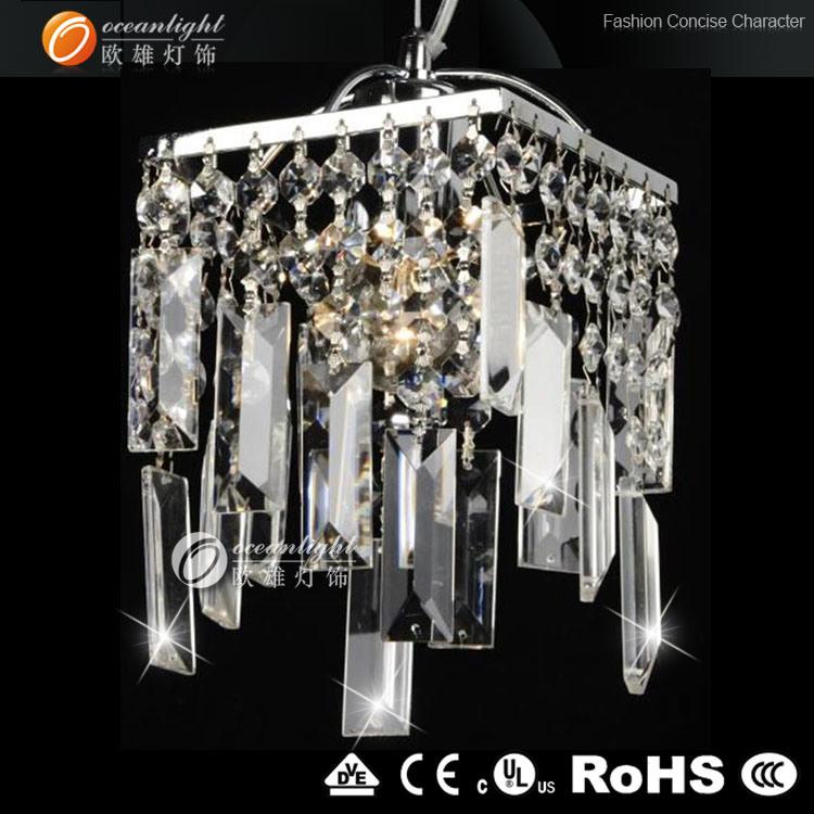 Lustre en cristal gros chinese restaurant décoration