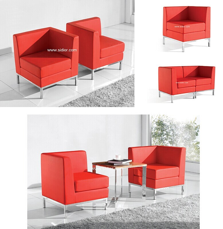 (SD-2011) Modern Living Room Hotel Office Furniture Waiting Leisure Chair