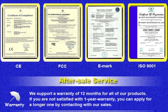 Car Wireless Receiver Kit for Wireless System