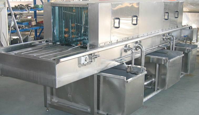 machine laver industrielle de plaque de restaurant. Black Bedroom Furniture Sets. Home Design Ideas